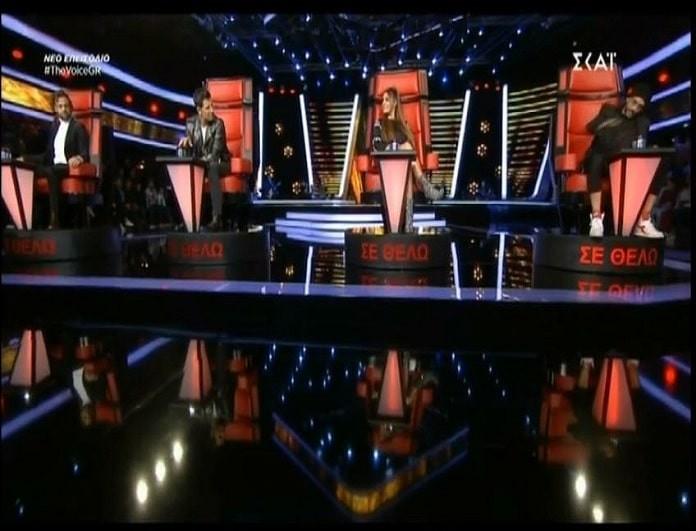The Voice: Έβαλε τα κλάματα πάνω στη σκηνή! Τι συνέβη; (video)