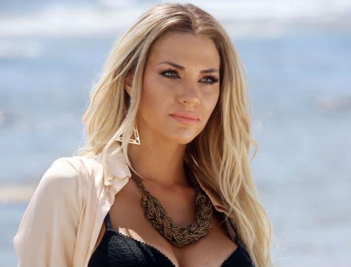 Σάσα Μπάστα: Δεν φαντάζεστε ποιος πασίγνωστος Έλληνας τραγουδιστής της την έχει πέσει.. ενώ ήταν δεσμευμένη! (Βίντεο)