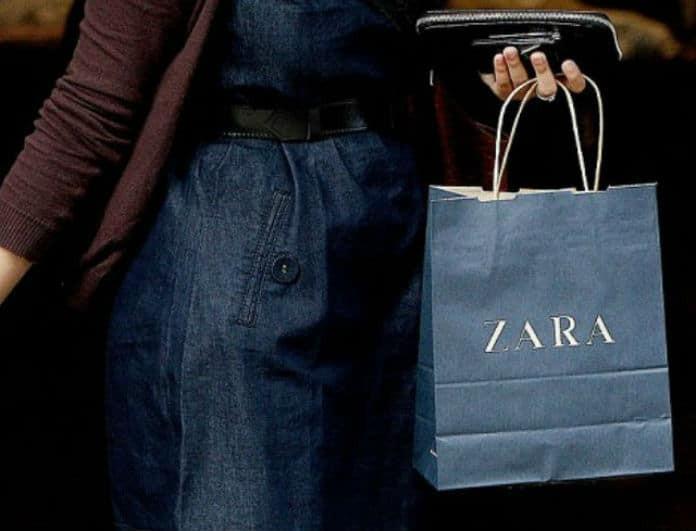 6700c7145d13 Zara  Αυτό είναι το απόλυτο παλτό για το φετινό χειμώνα! Θα απογειώσει κάθε  σου