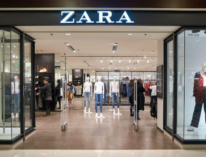 Zara: Το πιο ζεστό μπουφάν για το χειμώνα μόλις έφτασε! Τρέξτε να προλάβετε!
