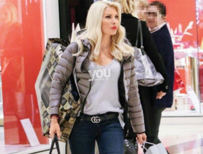 09e9c6c5b0e Ελένη Μενεγάκη: To casual chic look της που πρέπει να αντιγράψεις ...