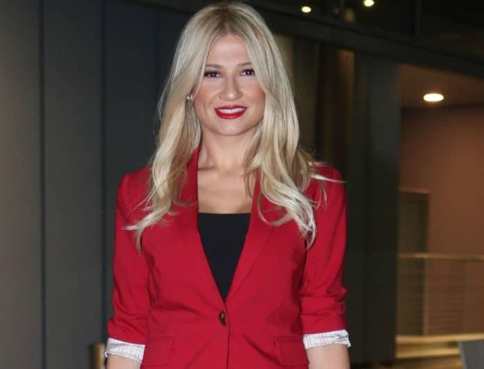 Φαίη Σκορδά: Παραδίδει μαθήματα στιλ! Το wrap dress που φόρεσε «έριξε» το Instagram!