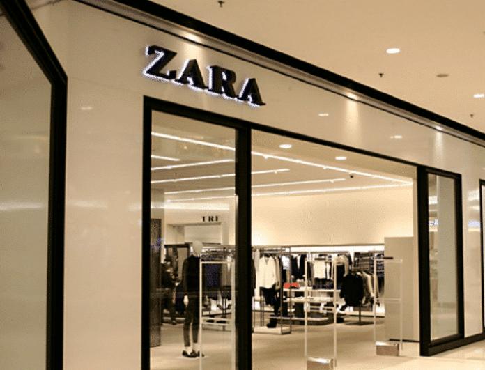 Zara: Δείξε λαμπερή στο ρεβεγιόν! Το φόρεμα που θα κλέψει τα βλέμματα!