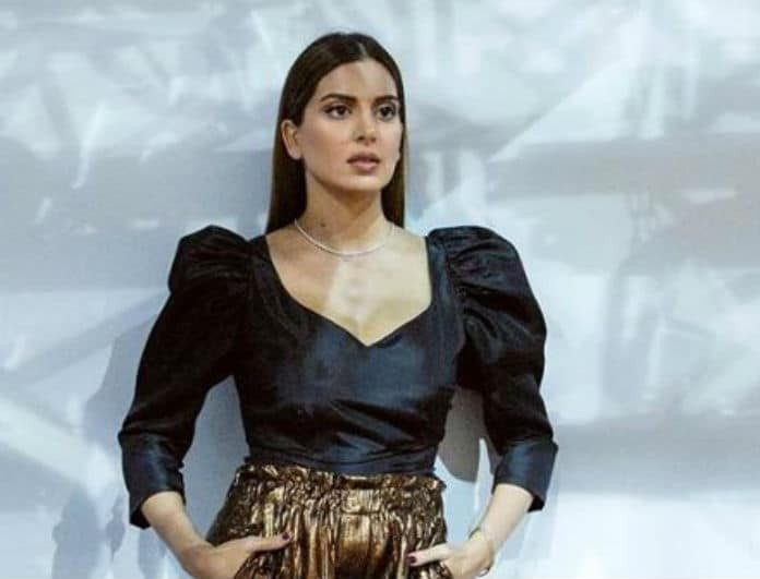 Φόρεσε τις αποχρώσεις του χρυσού όπως η Σταματίνα Τσιμτσιλή!