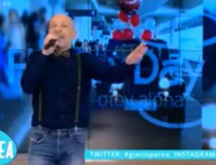Νίκος Μουτσινάς: Το μήνυμα που έστειλε στον Αργυρό για τον γάμο της Παπαγεωργίου! «Εσύ τι έχει να πεις για αυτό;»! (Βίντεο)