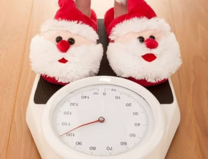 10 tips για να μην πάρεις κιλά τα Χριστούγεννα!