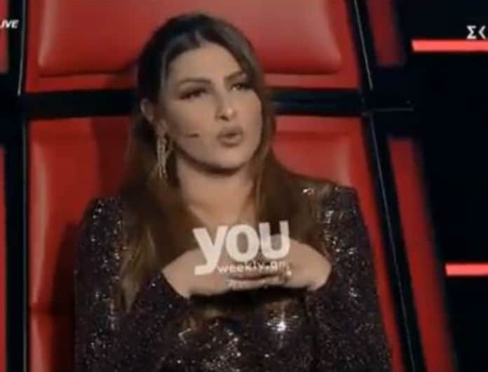 The Voice: Η παίκτρια που εντυπωσίασε την Έλενα Παπαρίζου και η υπόσχεση που της έδωσε!