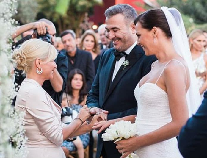 Γάμος Μπόσνιακ - Ρέμου: Η άγνωστη επική γκάφα της Μπεκατώρου! «Χάσαμε τις βέρες και...»