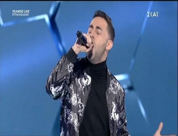 The Voice: Ξεσήκωσε το κοινό ο Λούης Παναγιώτου! (video)
