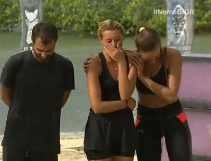 Nomads 2: Δεν άντεξε και λύγισε η Ντάρια! Τι συνέβη; (βίντεο)
