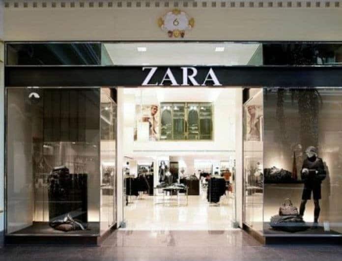 Zara: Αυτό το δερμάτινο μποτίνι έχει την λεπτομέρεια που κάνει τη διαφορά!