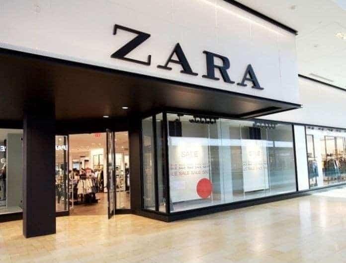 Zara: Το τέλειο φόρεμα για Σάββατο βράδυ έγινε κι όλας ανάρπαστο! Με την τιμή θα πάθετε πλάκα!