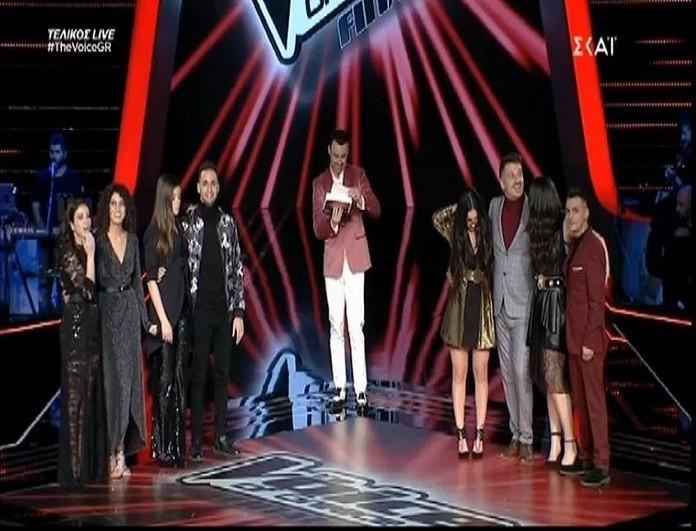 The Voice: Αυτοί είναι οι 4 φιναλίστ! Σε λίγο ο νικητής! (video)