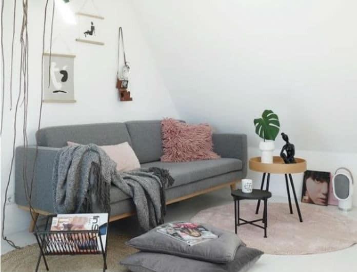 7+1 tips για να ανανεώσεις το σπίτι σου εύκολα και γρήγορα!
