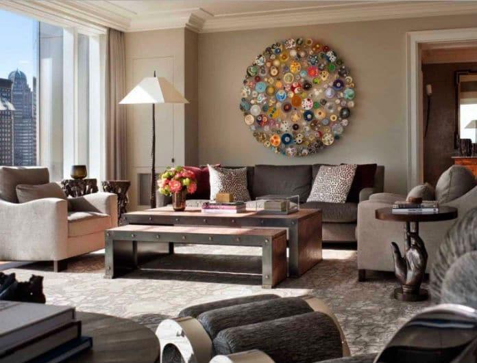 Ανανεώστε τον σαλόνι του σπιτιού σας μέσα σε μια ώρα! Χωρίς περιττά έξοδα και κούραση!