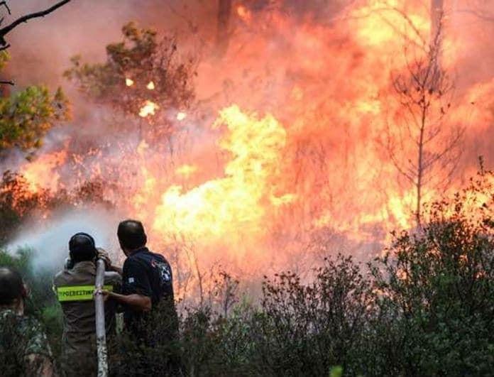 Φωτιά στο Μάτι: Τραγωδία δίχως τέλος! Έγιναν 100 οι νεκροί!