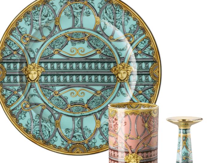 «It' s NOW or Never» στην Παρουσίαση με έξι ονειρεμένες συλλογές  του Οίκου Rosenthal meets Versace!