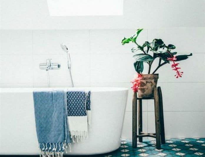 Αυτή είναι η super δημοφιλή τάση για το μπάνιο! Έχει τρελάνει το Pinterest!