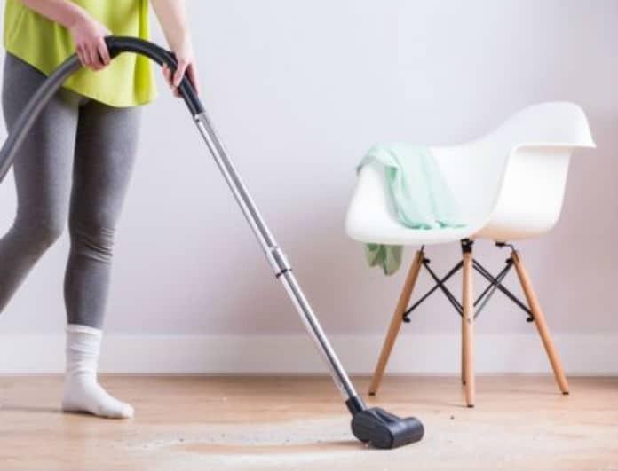 Καθάρισε το σπίτι σου μέσα σε 30 λεπτά! Αυτά είναι τα 7 βήματα που θα σε βοηθήσουν!