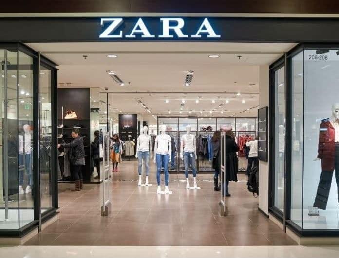 Zara: Αυτό το εορταστικό πέδιλο πρέπει να το δείτε!