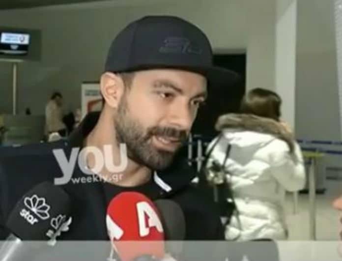 Σάκης Τανιμανίδης: Παραδέχτηκε το... σκάνδαλο! Όλη η αλήθεια για την είσοδο του κολλητού του στο «Survivor 3»! (Βίντεο)