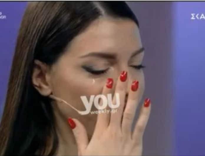 My Style Rocks 2: Ξέσπασε σε κλάματα η Εύα Μπάση!  (Βίντεο)