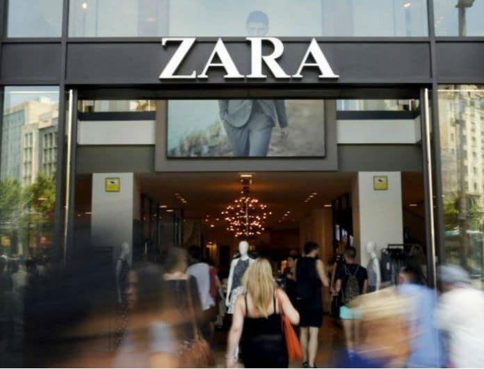 Zara: Το κόκκινο φόρεμα που θα μαγνητίσει τα βλέμματα σε κάθε σου εμφάνιση!