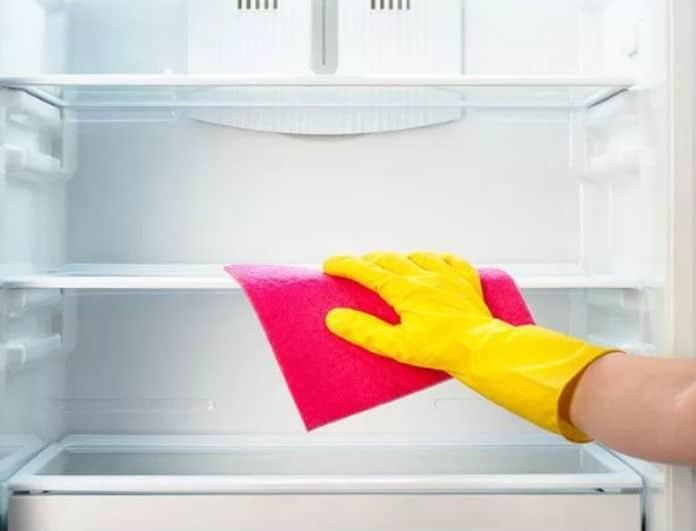 Άμεσες λύσεις για να καθαρίσω το ψυγείο μου σε χρόνο... μηδέν!