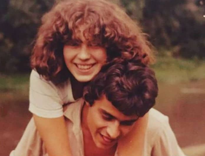 Το ζευγάρι της φωτογραφίας είναι γονείς πασίγνωστης Ελληνίδας τραγουδίστριας!