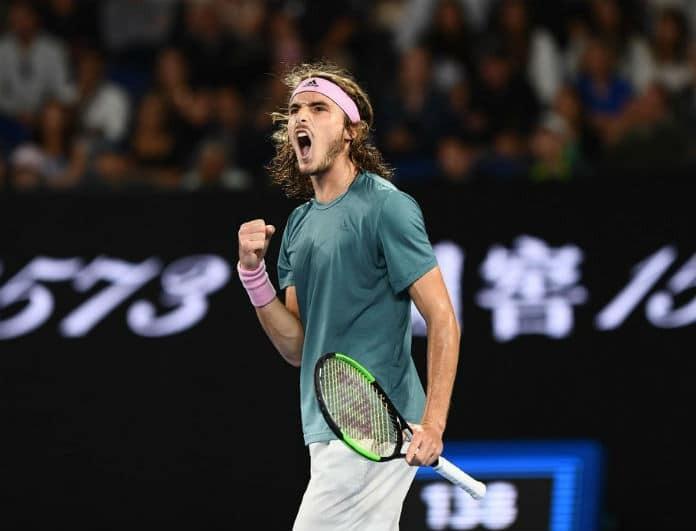Στέφανος Τσιτσιπάς: Το απίστευτο χρηματικό ποσό που πήρε από την πρόκριση του στα ημιτελικά του Australian Open!