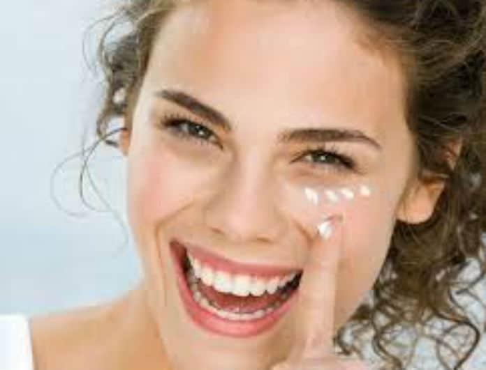 Ο σωστός τρόπος για να τοποθετήσεις την κρέμα ματιών και τα οφέλη!