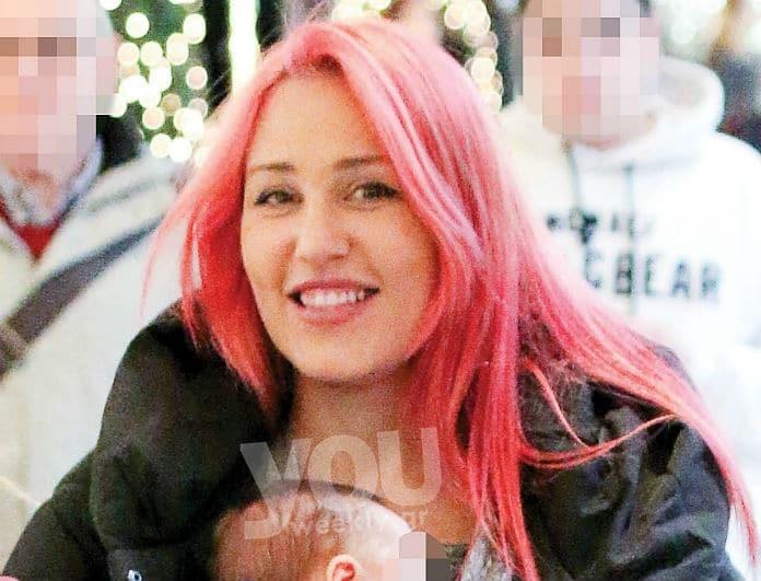 Πηνελόπη Αναστασοπούλου: Πρώτη δημόσια εμφάνιση με την νεογέννητη κορούλα της!