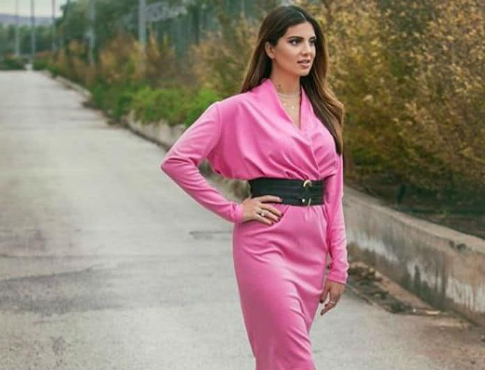 Ντύσου στα ροζ και μαγνήτισε τα βλέμματα όπως η Σταματίνα Τσιμτσιλή!