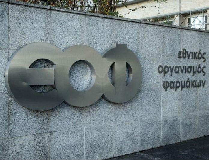 Έκτακτη ανακοίνωση από τον ΕΟΦ! Επικίνδυνο φάρμακο αποσύρεται αμέσως!