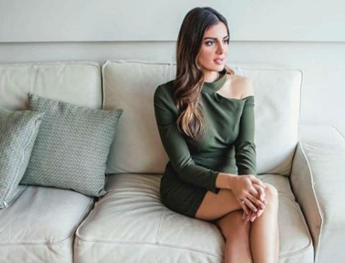 Σταματίνα Τσιμτσιλή: Φόρεσε την τάση της σεζόν! Το look που πρέπει να αντιγράψεις...