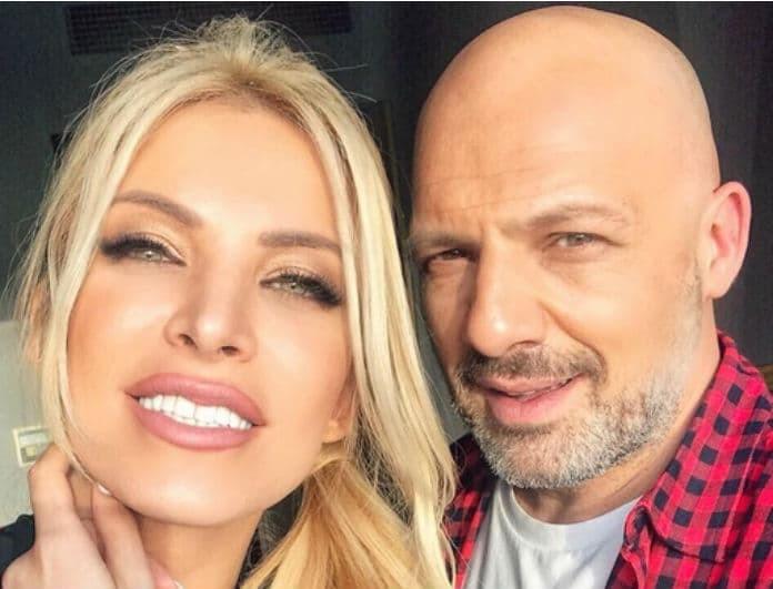Νίκος Μουτσινάς: «Συγγνώμη τώρα δεν χώρισε η Καινούργιου; Τώρα της ήρθε το φίλτρο να γίνει μάνα;»!