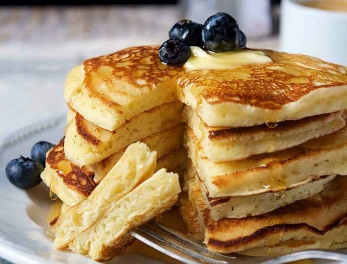 Pancakes τα λατρεμένα! Η εύκολη συνταγή που θα «εθίσει» τον ουρανίσκο σου!