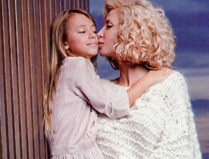 Παολίνα Ζογλοπίτη: Η κόρη της Πάολας έγινε ξανθιά και είναι πλέον ίδια η μαμά της!