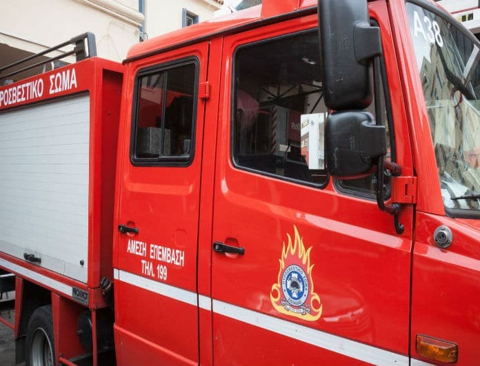 Σεπόλια: Νεκρός από πυρκαγιά σε εγκαταλελειμμένο κτήριο!