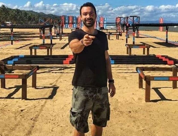 Σάκης Τανιμανίδης: Η πρώτη φωτογραφία μέσα από το casting για το Survivor 3!