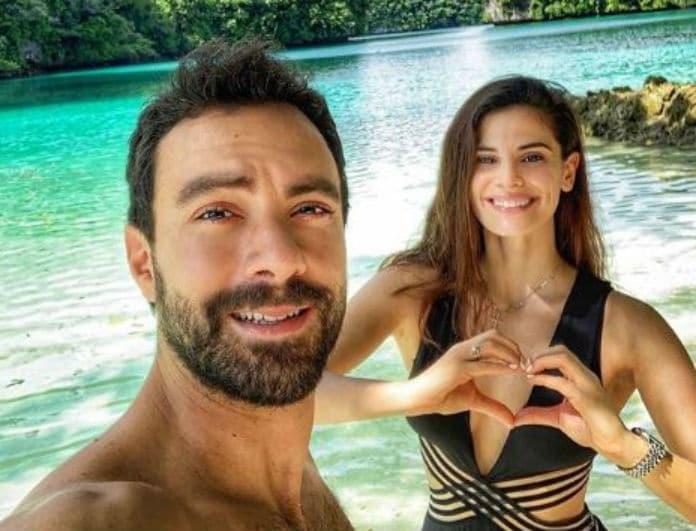Σάκης Τανιμανίδης - Χριστίνα Μπόμπα: Επιστροφή στην Ελλάδα!
