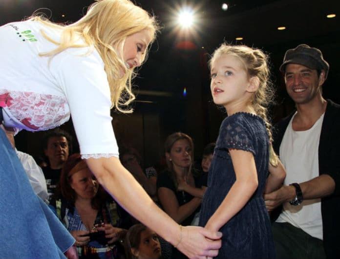 Σάκης Ρουβάς-Κάτια Ζυγούλη: H κόρη τους, Αναστασία μεταμορφώθηκε σε Φρίντα Κάλο! Δείτε την....
