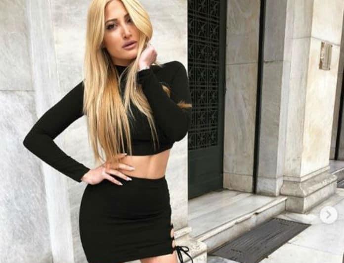 Ιωάννα Τούνη: Τέλος το ξανθό και μακρύ μαλλί! Έγινε μελαχρινή με κοντό καρέ (Photos)