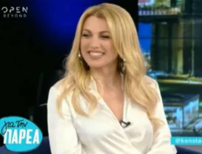 Κωνσταντίνα Σπυροπούλου: Η απάντηση για το Survivor και το συμβόλαιο με τον ΣΚΑΙ! (Βίντεο)