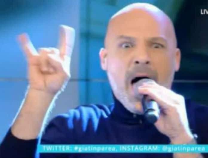 Νίκος Μουτσινάς: Το επικό τρολάρισμα του στην Φαίη Σκορδά - «Φαίη πρόσεχε, προειδοποιώ»!