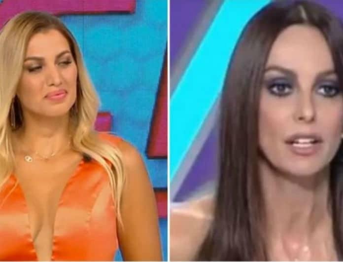 Ουπς! Η αμηχανία της Μαγγίρα όταν την ρώτησαν ποια προτιμάει: Σπυροπούλου ή Αραβανή;
