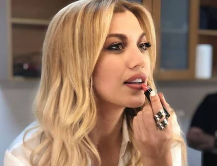 Κωνσταντίνα Σπυροπούλου: Τα νυχτοπερπατήματα της παρουσιάστριας με κριτή του «My style rocks»!