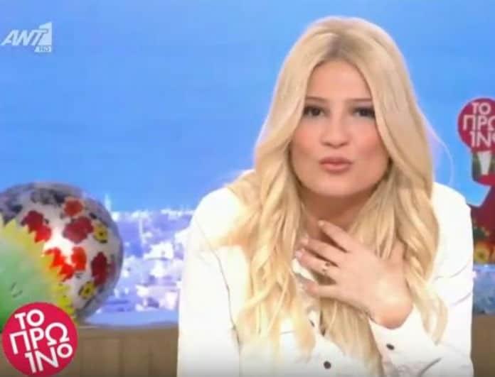 Φαίη Σκορδά: Για πρώτη φορά μιλάει για την προσωπική της ζωή!