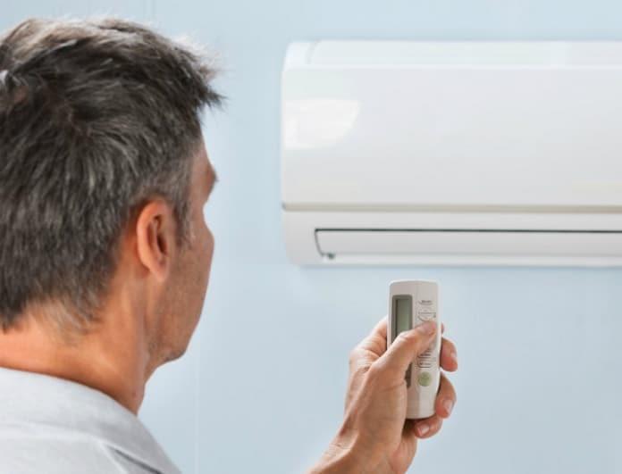 Δώστε μεγάλη βάση: Οι κίνδυνοι που υπάρχουν όταν βάζετε το aircondition στο ζεστό!