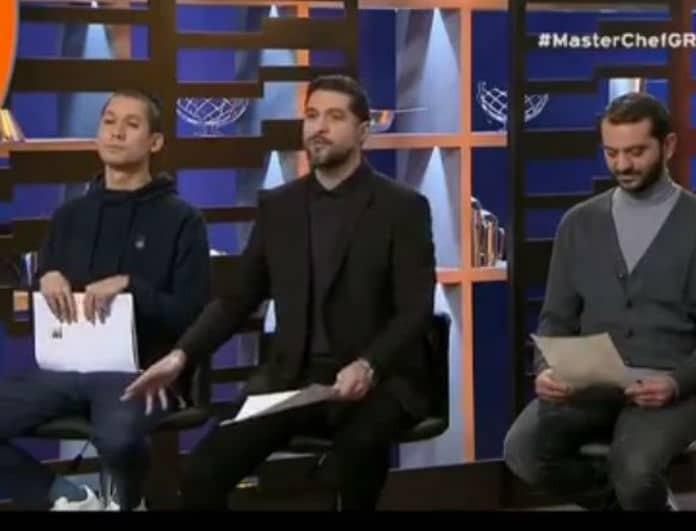 MasterChef: Ο Πάνος Ιωαννίδης «την είπε» στην Κωνσταντίνα! Η αντίδραση και τα σχόλια! (βίντεο)